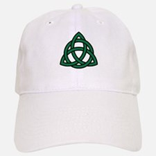 Green Celtic knot Baseball Baseball Cap