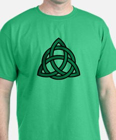 Green Celtic knot T-Shirt