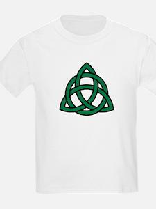 Green Celtic knot T-Shirt