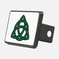 Green Celtic knot Hitch Cover