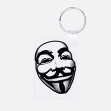Anonymous 99% Occupy t-shi Keychains