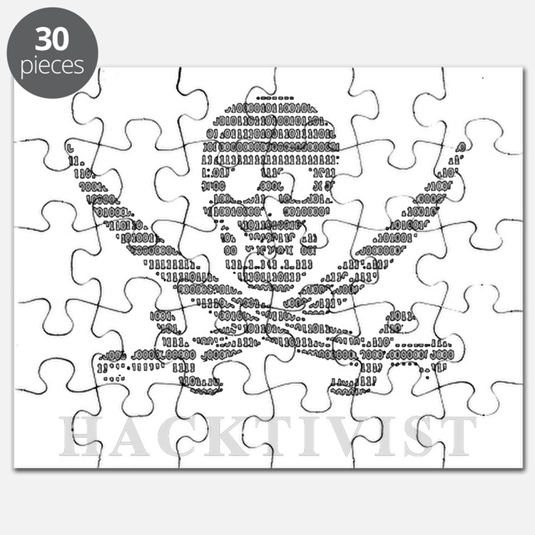 Anonymous 99% Occupy t-shirt Puzzle