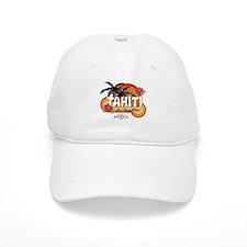 Greetings From Tahiti Baseball Cap