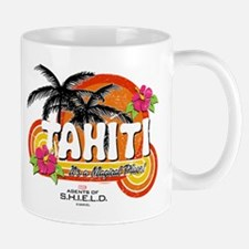 Greetings From Tahiti Mug