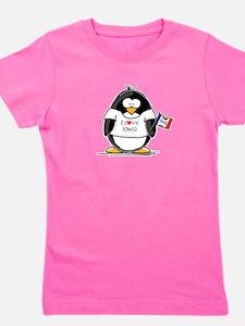 Iowa Penguin T-Shirt