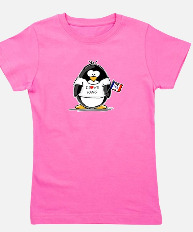 Iowa Penguin T-Shirt