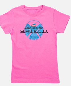 Marvel Agents of S.H.I.E.L.D. Girl's Tee