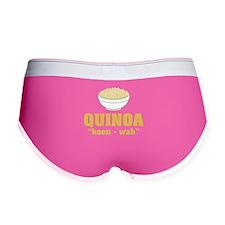 Quinoa Pronunciation Women's Boy Brief