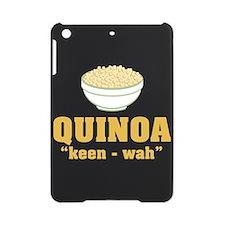 Quinoa Pronunciation iPad Mini Case