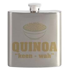 Quinoa Pronunciation Flask