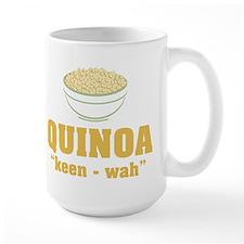 Quinoa Pronunciation Mugs