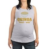 Food and drink Maternity Tank Top