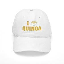 I Love Quinoa Baseball Baseball Cap