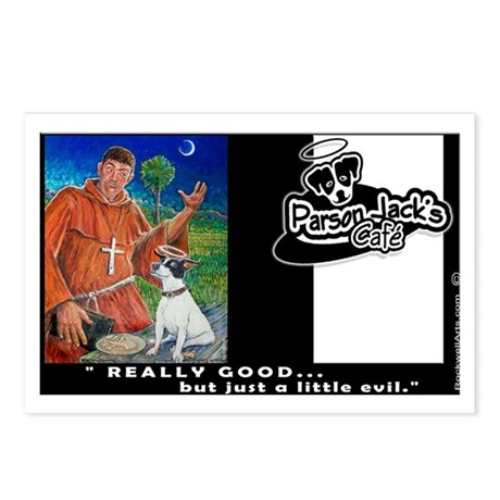 Good or Evil Postcards (Package of 8)