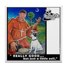 Good or Evil Tile Coaster