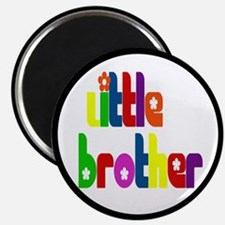 Little Brother (Gift for the New Baby) Magnet