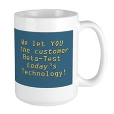 Cutting edge Technology Mug