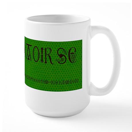 Support Irish POWs Large Mug