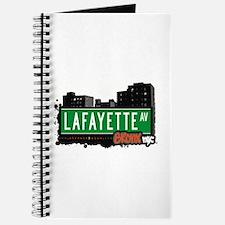 Lafayette Av, Bronx, NYC Journal