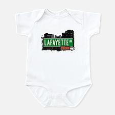 Lafayette Av, Bronx, NYC Infant Bodysuit