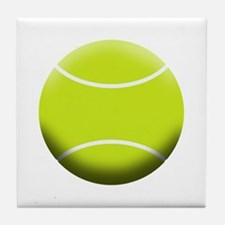 TENNIS BALL Tile Coaster