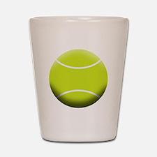 TENNIS BALL Shot Glass