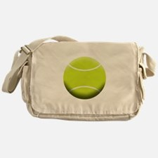 TENNIS BALL Messenger Bag