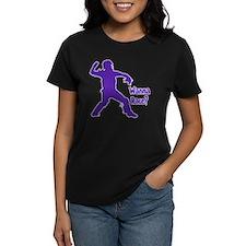 purple Wanna Race Tee