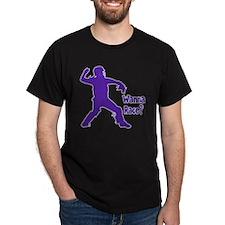 purple Wanna Race T-Shirt