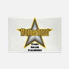 Motherhood Rectangle Magnet