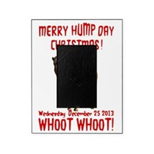 Merry Hump Day Camel Christmas Picture Frame