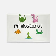Arielosaurus Rectangle Magnet