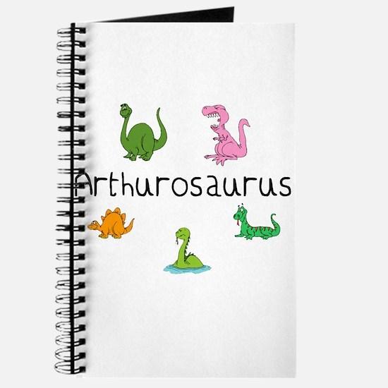 Arthurosaurus Journal