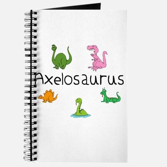 Axelosaurus Journal