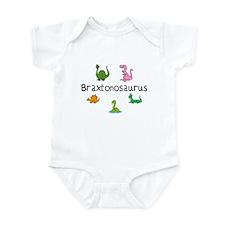 Braxtonosaurus Infant Bodysuit