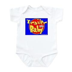 Trailer Baby Infant Creeper