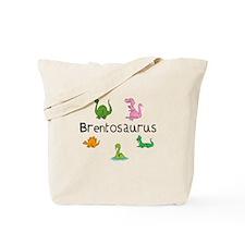 Brentosaurus Tote Bag