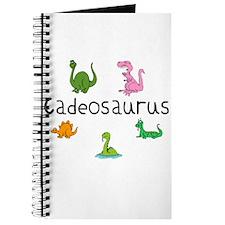 Cadeosaurus Journal