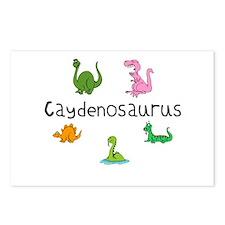 Caydenosaurus Postcards (Package of 8)