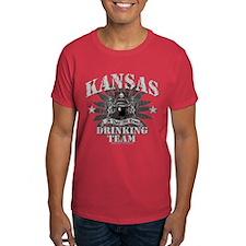 Kansas Drinking Team T-Shirt