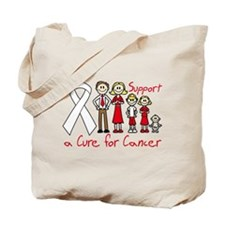 Retinoblastoma Support A Cure Tote Bag