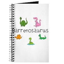 Darrenosaurus Journal