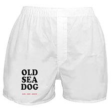 OLD SEA DOG Boxer Shorts