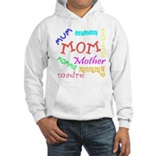 Many Names for Mom Hoodie