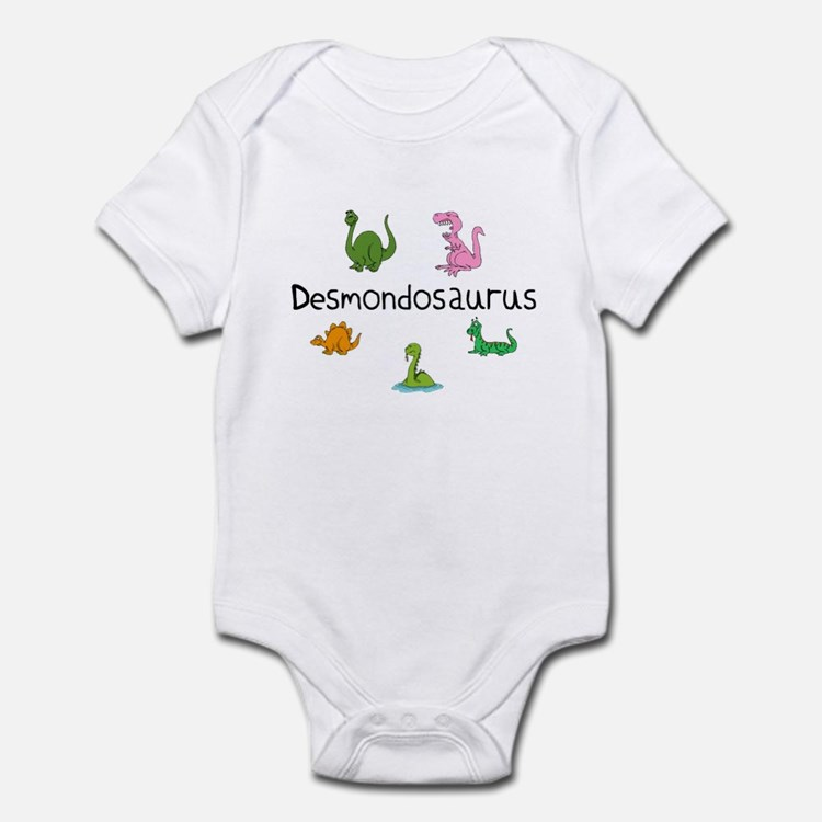 Desmondosaurus Infant Bodysuit