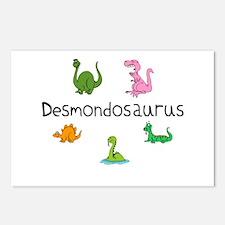 Desmondosaurus Postcards (Package of 8)