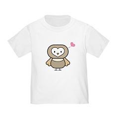 Owl Love T
