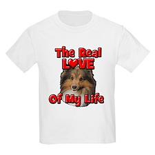 RealLoveOfMyLife Sheltie T-Shirt