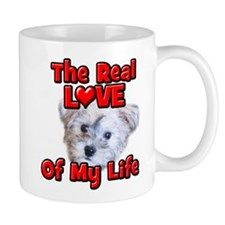 RealLoveOfMyLife Schnoodle Mugs