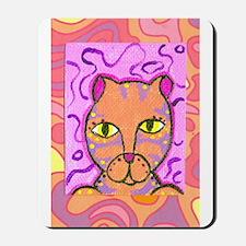 Mod Cat Mousepad